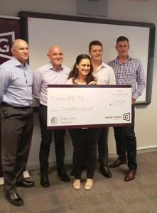 CSI Received from Growthpoint Properties