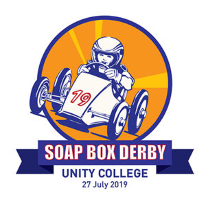Soap Box Derby at Unity College 27 July 2019