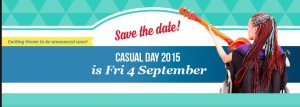 Casual Day 2015