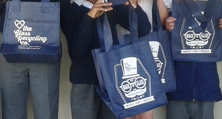 Jnr Recycle Bags
