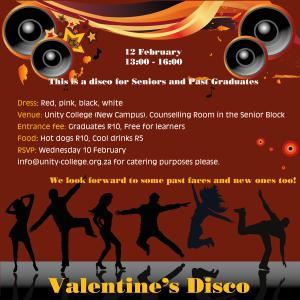 Valentines Disco
