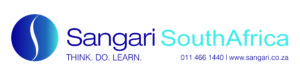 Sangari Logo with num